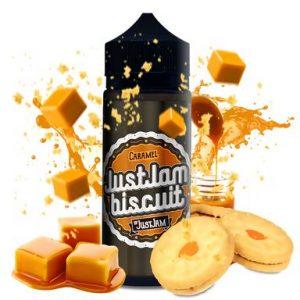 Just Jam - Biscuit Caramel 100ml